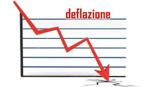 deflazione